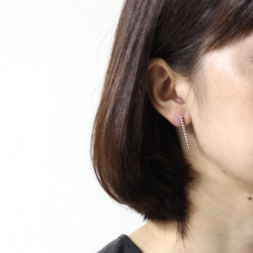 siki(シキ) つぶつぶピアス 01